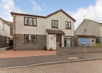 Thumbnail 4 bed detached house for sale in Brookfield Place, Alva, Clackmannanshire