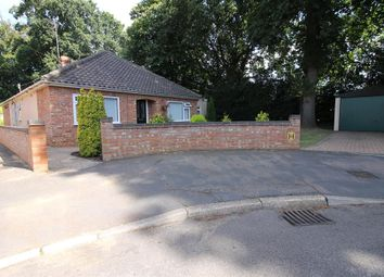 Thumbnail 3 bedroom detached bungalow for sale in Belmore Close, Thorpe St Andrew, Norwich