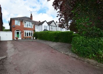 Thumbnail 3 bed detached house for sale in Scraptoft Lane, Humberstone, Leicester