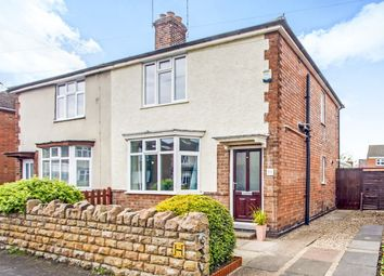 Thumbnail 3 bed semi-detached house for sale in Holmfield Avenue, Loughborough