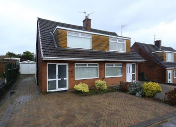 Thumbnail 3 bed semi-detached house for sale in Oakwood Avenue, Penylan, Cardiff