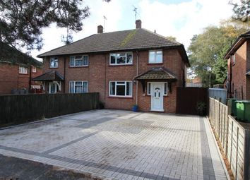 Thumbnail 4 bed semi-detached house for sale in Turf Hill Road, Camberley