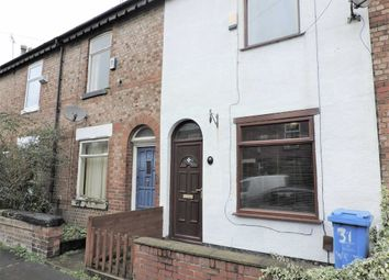 Thumbnail 2 bedroom terraced house for sale in Watts Street, Levenshulme, Manchester
