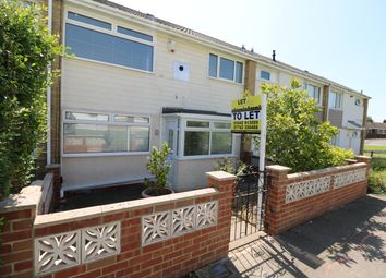 Thumbnail 3 bed terraced house to rent in Cowpen Crescent, Hardwick, Stockton - On - Tees