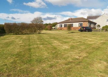 Thumbnail 4 bedroom detached bungalow for sale in Heol Gwermont, Llansaint, Kidwelly