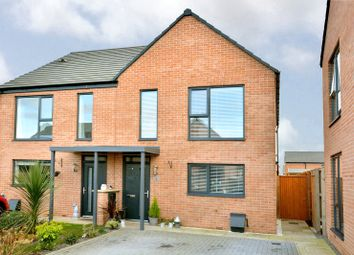 Thumbnail 3 bed semi-detached house for sale in Fair Maid Place, Allerton Bywater, Castleford, West Yorkshire