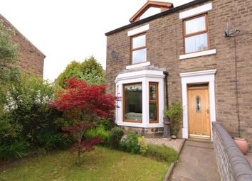 Thumbnail 5 bedroom semi-detached house for sale in Woolley Lane, Hollingworth, Hyde