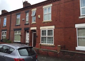Thumbnail 3 bedroom terraced house for sale in Wistaria Road, Gorton, Manchester