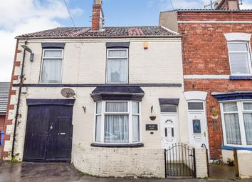 Thumbnail 3 bedroom end terrace house for sale in Portland Place, Bridlington