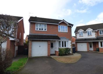 Thumbnail 4 bed detached house to rent in Silver Birch Close, Quedgeley, Gloucester
