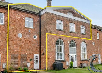 Thumbnail 3 bedroom flat for sale in St. Georges, Wicklewood, Wymondham, Norfolk