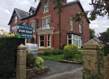 Thumbnail Flat for sale in Lockwood, Victoria Road, Wilmslow, Cheshire