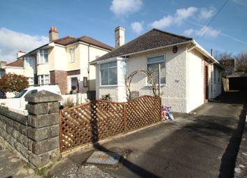 Thumbnail 3 bed detached bungalow for sale in Cresthill Road, Beacon Park, Plymouth