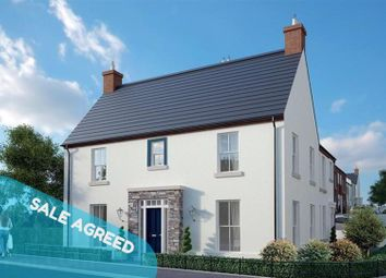 Thumbnail 4 bed semi-detached house for sale in The Carnation, The Hillocks, Londonderry