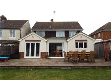 Thumbnail 4 bedroom detached house for sale in Lothair Road, Luton, Bedfordshire