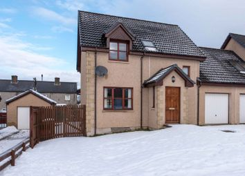 Thumbnail 3 bedroom link-detached house for sale in Coopers Court, Craigellachie, Aberlour