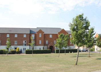 Thumbnail 2 bed flat for sale in Harlow Crescent, Oxley Park, Milton Keynes
