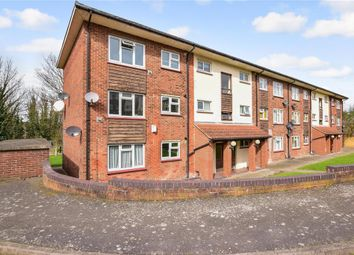 Thumbnail 2 bed flat for sale in Sunderland Close, Rochester, Kent