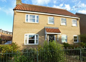 Thumbnail 4 bed detached house for sale in Short Drove, Downham Market