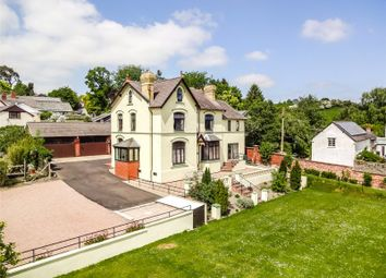 Thumbnail 5 bedroom detached house for sale in Bull Lane, Bishops Castle, Shropshire