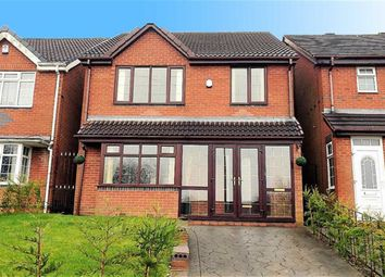 Thumbnail 5 bed detached house for sale in Hall Lane, Hurst Hill, Coseley