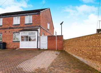 Thumbnail 3 bedroom semi-detached house for sale in Oak Road, West Bromwich