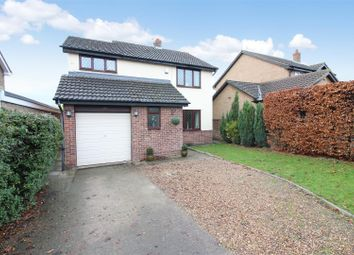 Thumbnail 4 bed detached house for sale in Sandgate Drive, Kippax, Leeds