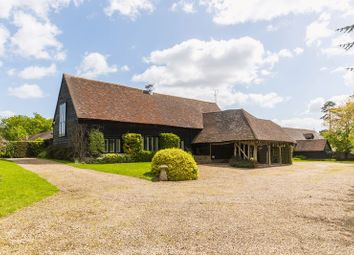 Thumbnail 6 bed barn conversion for sale in High Street, Clifton Hampden, Abingdon