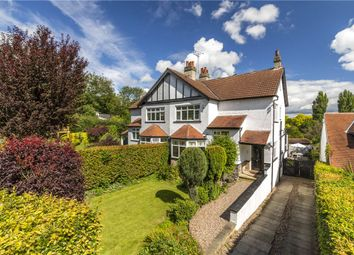 Thumbnail Semi-detached house for sale in Weetwood Avenue, Leeds, West Yorkshire