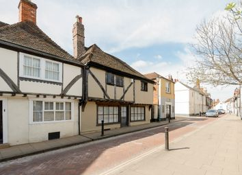 Thumbnail 3 bed terraced house for sale in West Street, Faversham