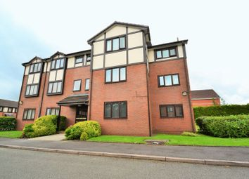 Thumbnail 2 bed flat for sale in Kirkstile Place, Clifton, Swinton, Manchester