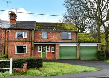 Thumbnail 5 bed semi-detached house for sale in Brook Cottages, Firgrove Road, Yateley
