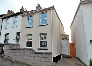 Thumbnail 3 bed end terrace house for sale in Cookham Hill, Rochester