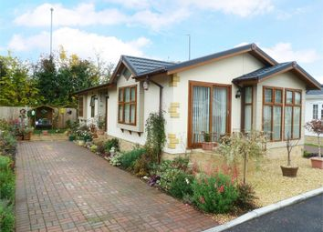 Thumbnail 2 bed mobile/park home for sale in Dursley Road, Cambridge, Gloucester