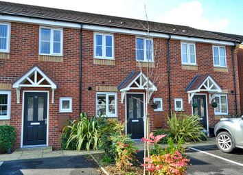 Thumbnail 2 bedroom mews house for sale in Rowhurst Crescent, Stoke-On-Trent