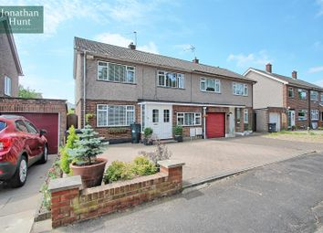 Thumbnail 4 bed semi-detached house for sale in Popes Row, Ware