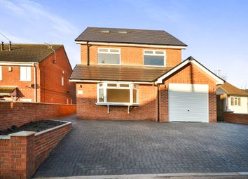 Thumbnail 4 bed detached house for sale in Providence Street, Ripley