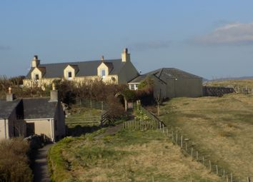 Thumbnail 3 bed detached house for sale in Valasay, Bernera, Isle Of Lewis