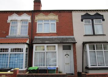 Thumbnail 2 bed terraced house for sale in Rosefield Road, Smethwick