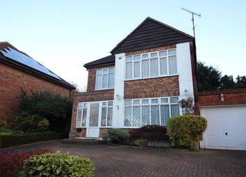Thumbnail 3 bed property to rent in Clarks Mead, Bushey