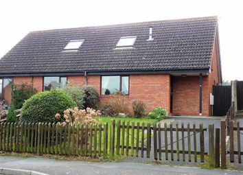 Thumbnail 2 bed bungalow for sale in Field Grove View, Hereford