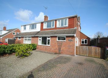 4 bed semi-detached house to rent in Boughey Road, Newport TF10