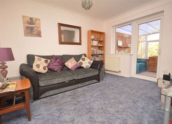 Thumbnail 1 bed semi-detached house for sale in Judges Gardens, Drayton, Norwich