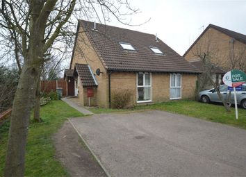 Thumbnail 1 bedroom end terrace house for sale in St Margarets Drive, Sprowston, Norwich