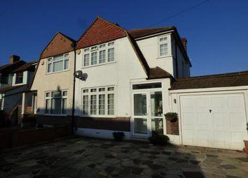 Thumbnail 4 bed semi-detached house for sale in Aldersmead Avenue, Shirley, Croydon, Surrey
