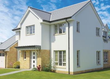 "Thumbnail 4 bedroom detached house for sale in ""The Ness"" at Perceton, Irvine"