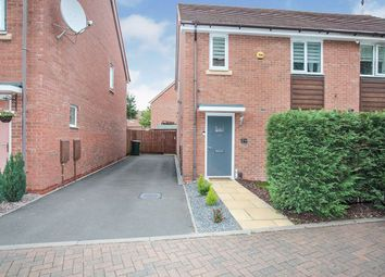 3 bed semi-detached house for sale in Squirrel Close, Coventry, West Midlands CV2