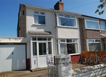 Thumbnail 3 bed semi-detached house for sale in Allenby Avenue, Crosby, Liverpool