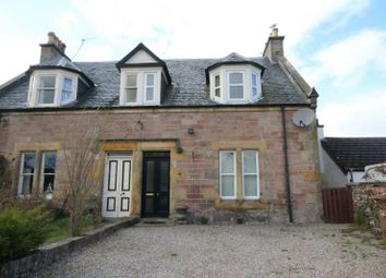 Thumbnail Semi-detached house for sale in Old Edinburgh Road, Inverness