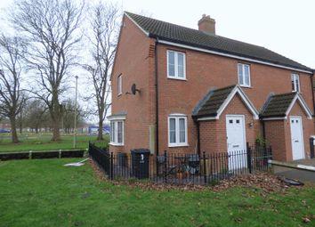 Thumbnail 2 bed flat for sale in Rudloe Drive Kingsway, Quedgeley, Gloucester